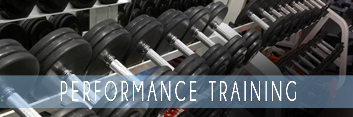 Personal Fitness & High-Performance Training